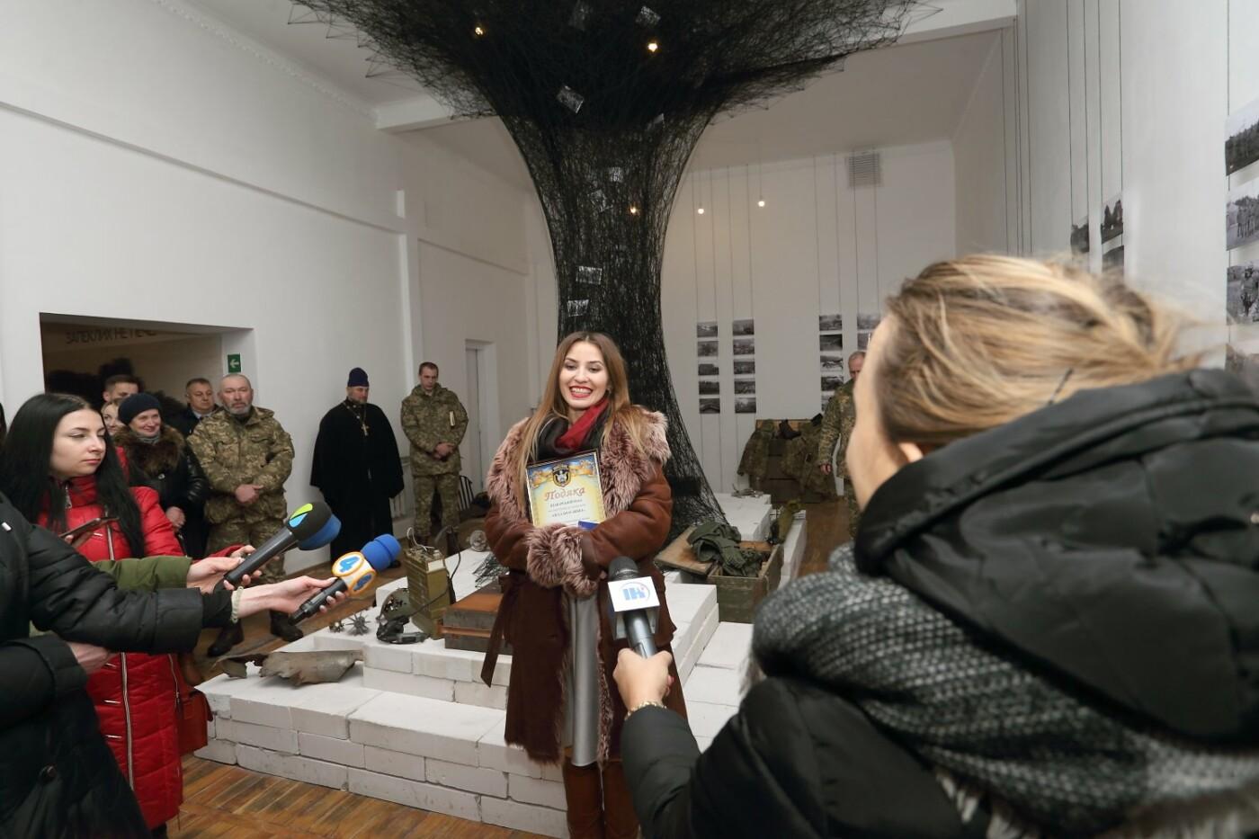 У тернопільській військовій частині відкрили першу в країні  арт-студію , фото-4