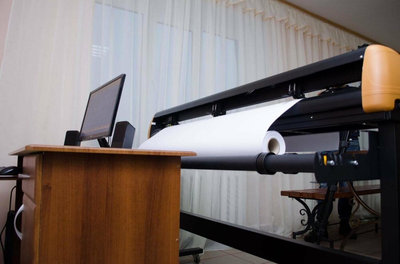 На базі Кременецького ліцею відкрили сучасну лабораторію для швачок (фото), фото-3