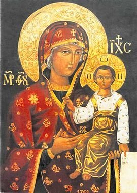 До уваги тернополян: Краснобрідська чудотворна ікона Пресвятої Богородиці зцілює людей (ФОТО), фото-1