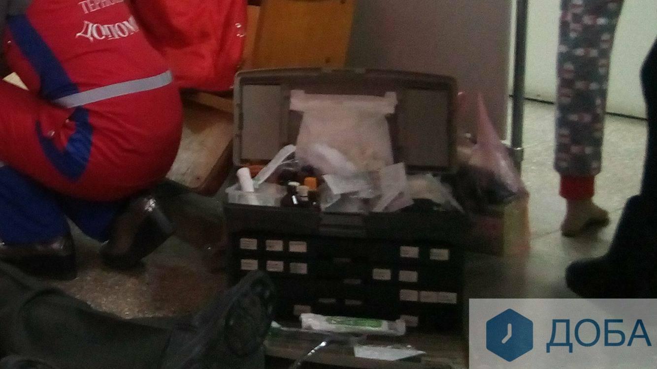 """Тернополянин знепритомнів у """"ЦУМі"""" біля кабінету стоматолога (фото), фото-1"""