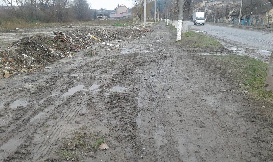 Містечко на Тернопільщині виглядає, немов після бомбардування, скаржаться місцеві (фото), фото-2