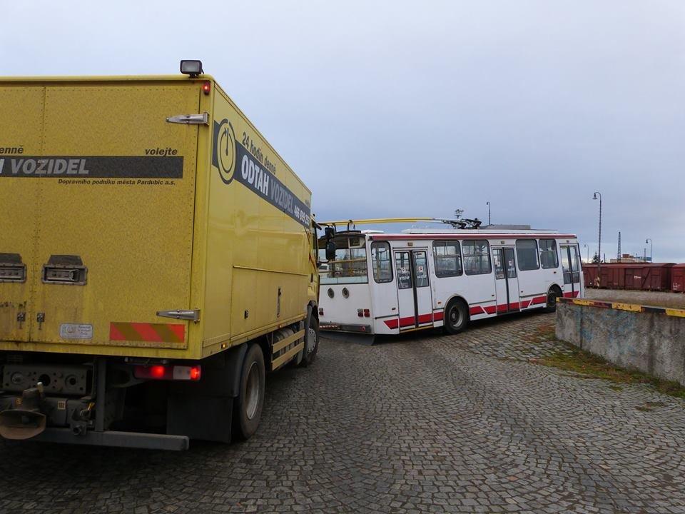 До Тернополя відправили черговий тролейбус із Чехії (фото), фото-1