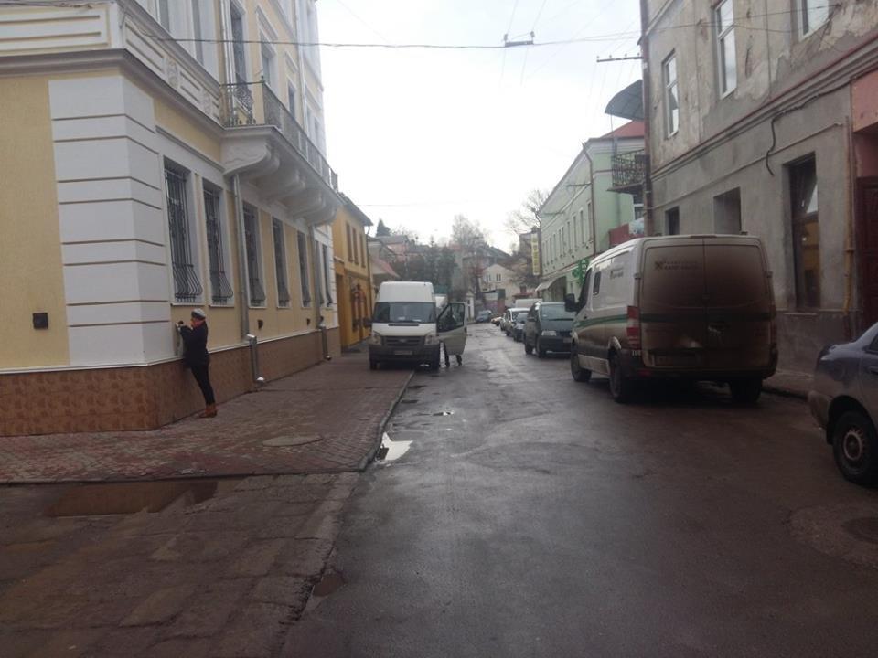 В мережі продемонстрували парад автохамів Тернопільщини (фото), фото-1