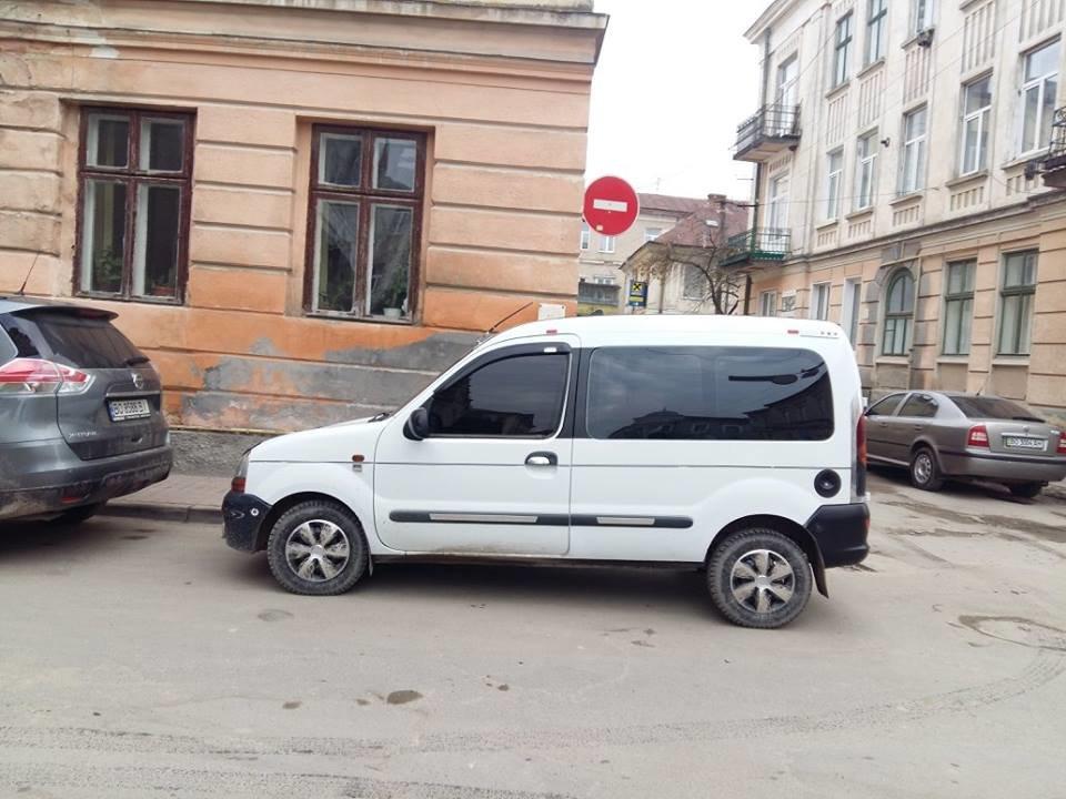В мережі продемонстрували парад автохамів Тернопільщини (фото), фото-4