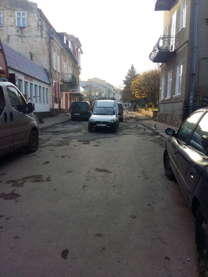 В мережі продемонстрували парад автохамів Тернопільщини (фото), фото-5