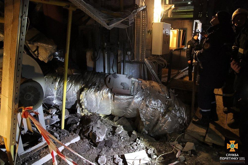 З приводу вибуху на заводі в Тернополі відкрили кримінальне провадження (офіційні подробиці інциденту, ФОТО), фото-8