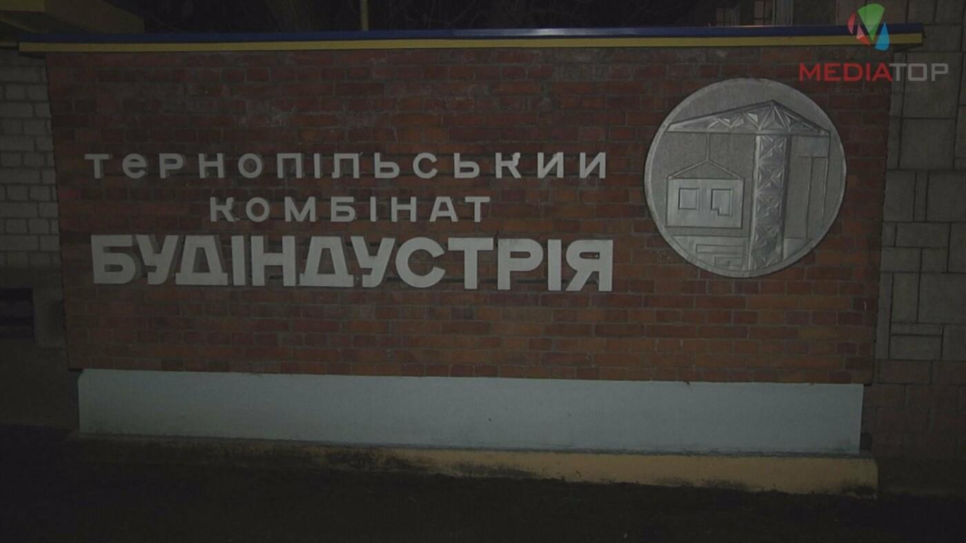 У Тернополі на заводі стався вибух: під завалами опинився чоловік (ФОТО+ВІДЕО), фото-3
