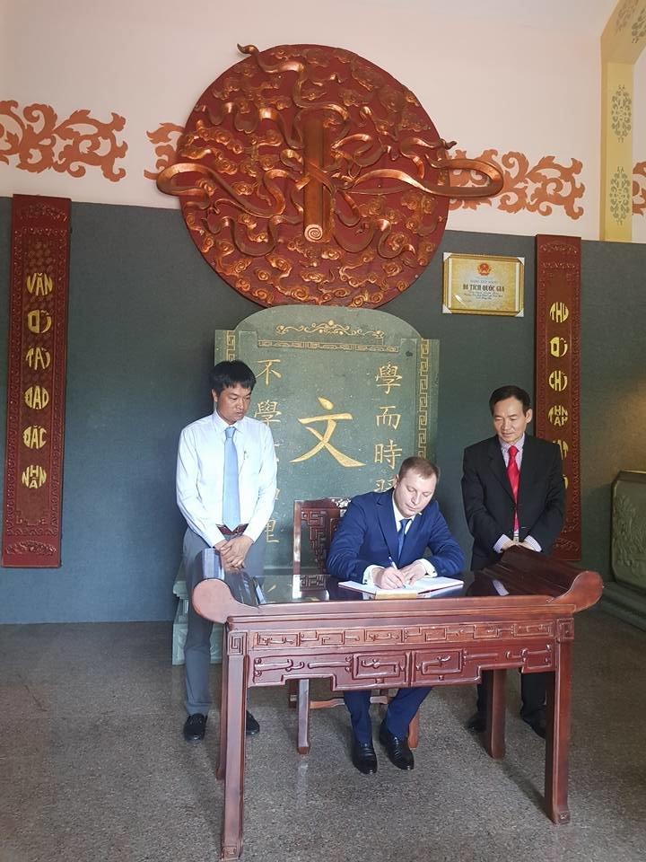 Підписано меморандум про співпрацю в розвитку індустріальних парків між провінцією Донг Най та Тернопільщиною , фото-2