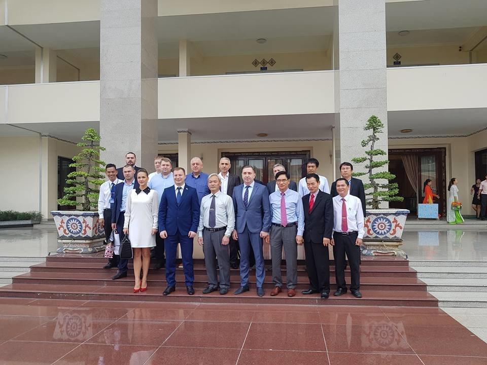 Підписано меморандум про співпрацю в розвитку індустріальних парків між провінцією Донг Най та Тернопільщиною , фото-3