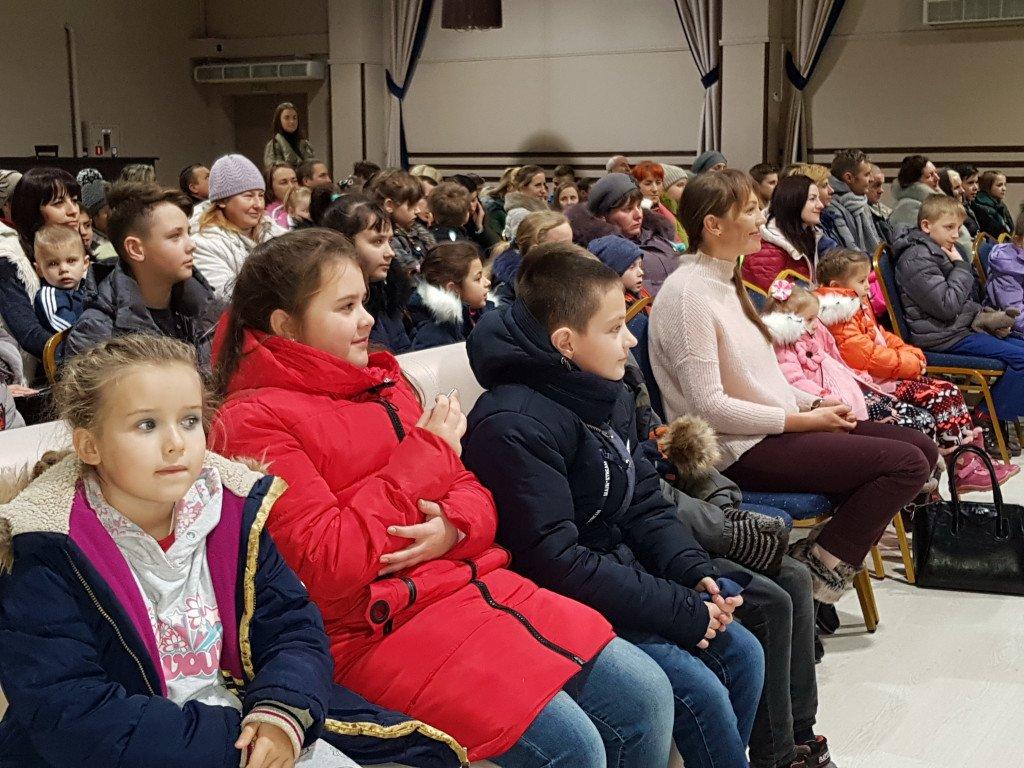 До Дня Святого Миколая для дітей бійців АТО організували свято, фото-3