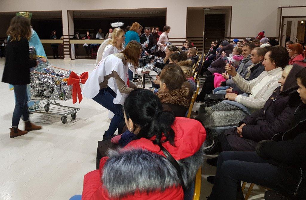 До Дня Святого Миколая для дітей бійців АТО організували свято, фото-1