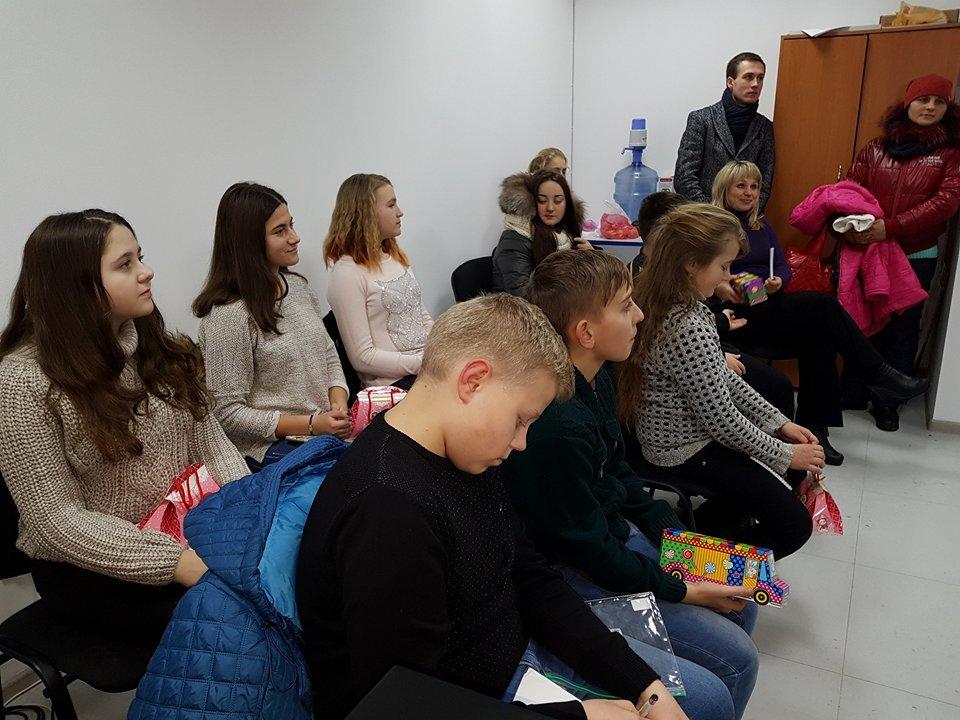 Для дітей воїнів АТО проводять безкоштовні курси англійської мови, фото-1