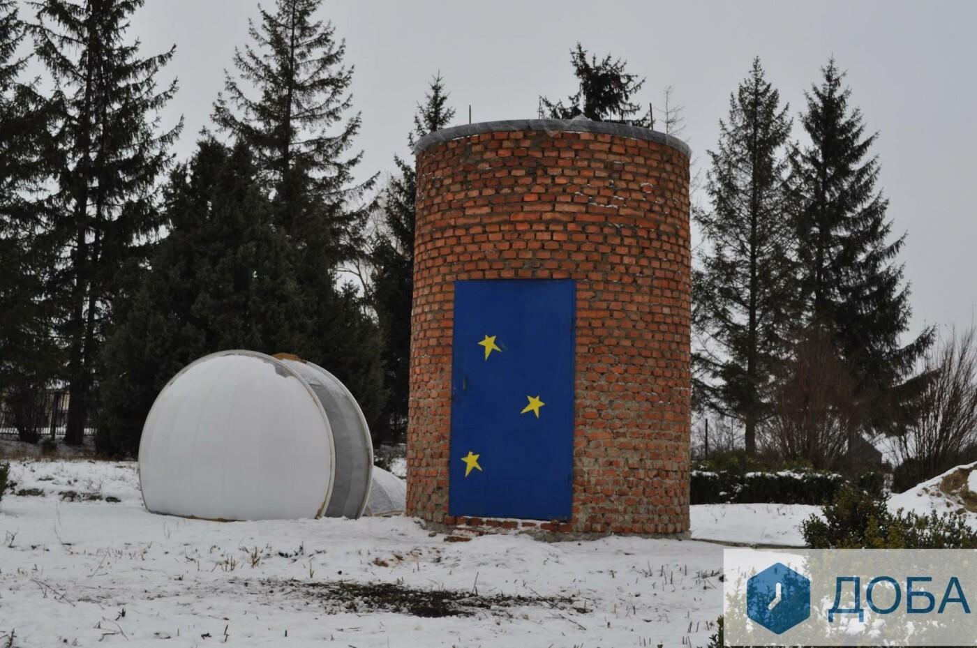 У селі на Тернопільщині з'явилась перша сучасна обсерваторія (ФОТО), фото-7