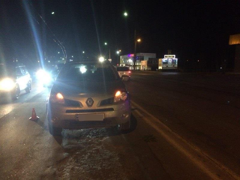 У Тернополі на 15-го квітня водій збив пішохода, який перебігав дорогу у не встановленому місці (ФОТО), фото-1