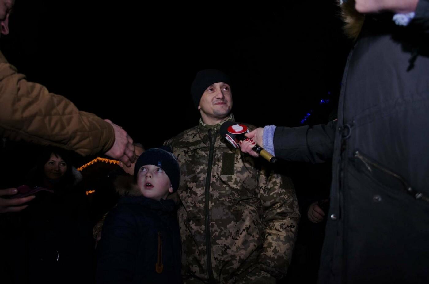 Степан Барна: Троє наших хлопців повернулися з полону – а це означає, що одна із страшних сторінок війни для нас перегорнута (фото), фото-2