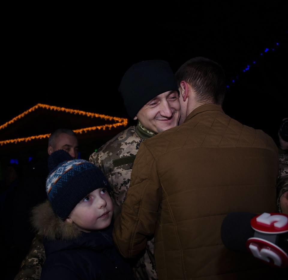 Степан Барна: Троє наших хлопців повернулися з полону – а це означає, що одна із страшних сторінок війни для нас перегорнута (фото), фото-1