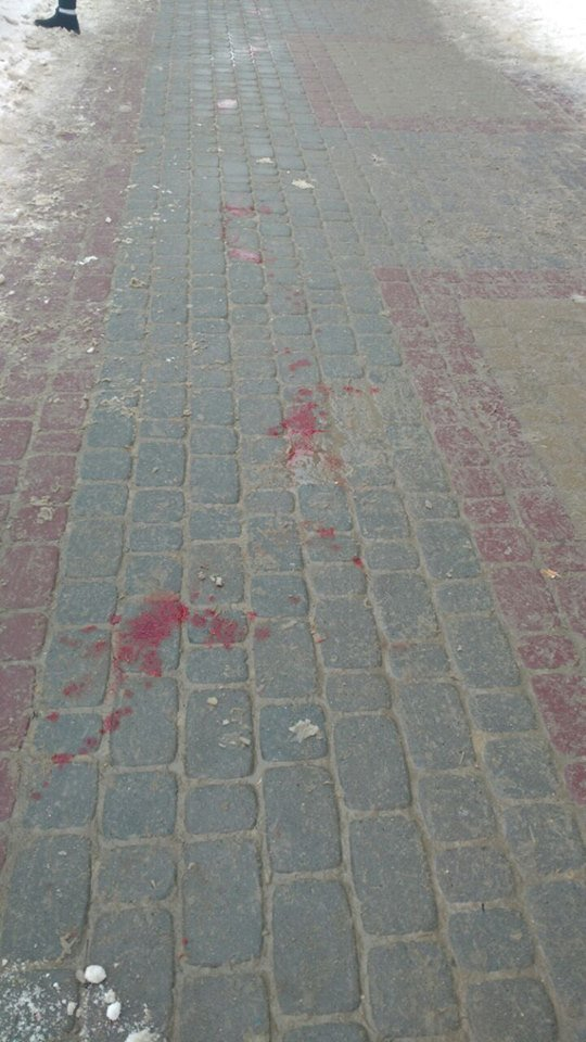 У центрі Тернополя ножем поранили екс-депутата міської ради Ігоря Турського (фото), фото-1
