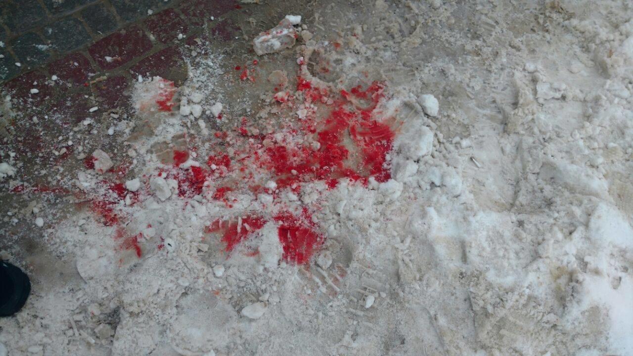 У центрі Тернополя ножем поранили екс-депутата міської ради Ігоря Турського (фото), фото-2