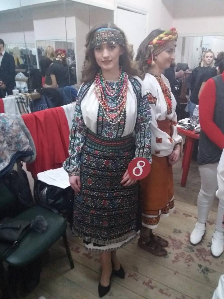 Тернополянка взяла участь в унікальному конкурсі краси (ФОТО), фото-2