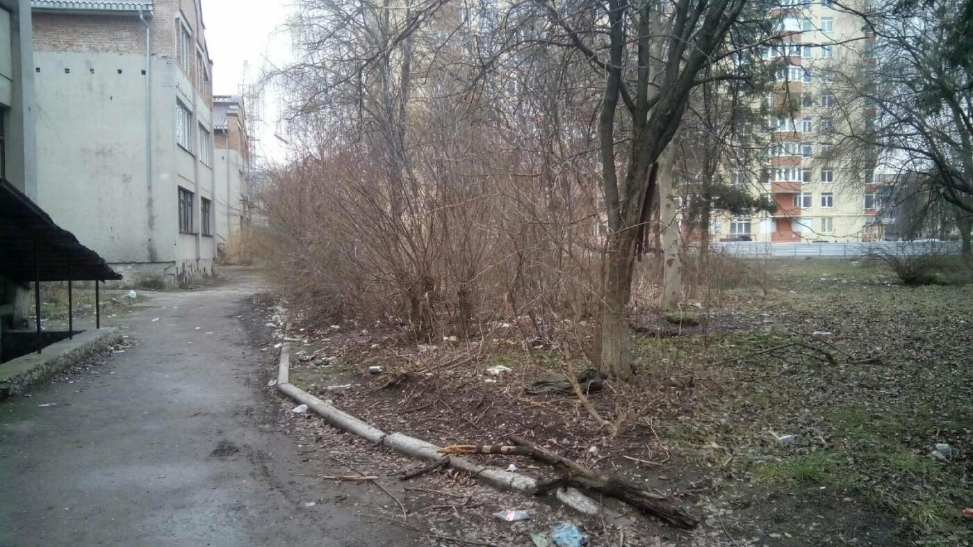 На території колишнього тернопільського дитсадка тепер промишляють наркомани (фото), фото-6