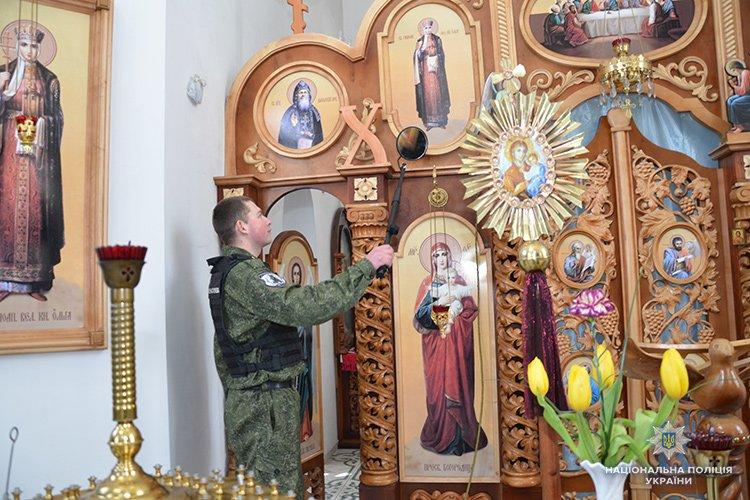 В тернопільських храмах шукають вибухівку (фото), фото-1