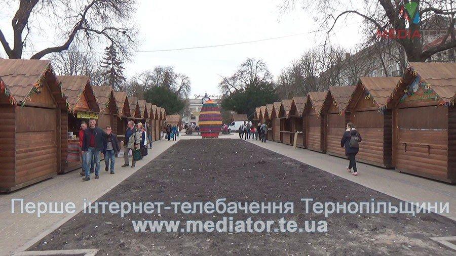 Запровадженням Великоднього ярмарку у Тернополі жителі і гості міста задоволені (фото), фото-3