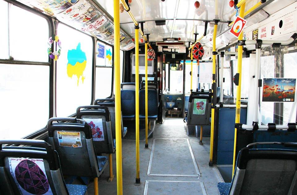Тернопільські тролейбуси змінюють свій зовнішній вигляд (фото), фото-2