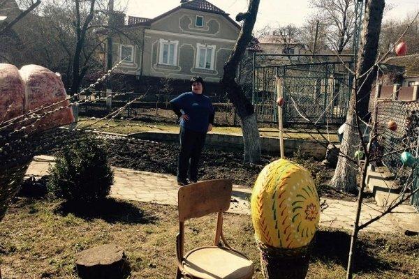 На Тернопільщині створили найбільший в Україні великодній кошик (ФОТО), фото-6