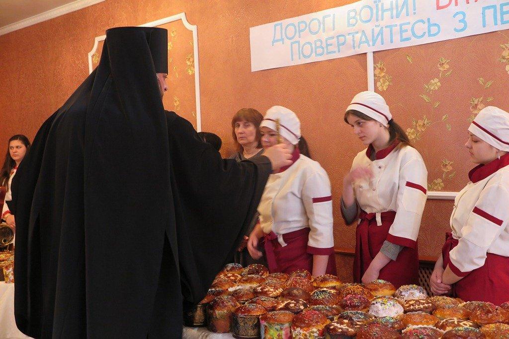 Півтисячі пасок тернопільські учні спекли для воїнів АТО (ФОТО), фото-9