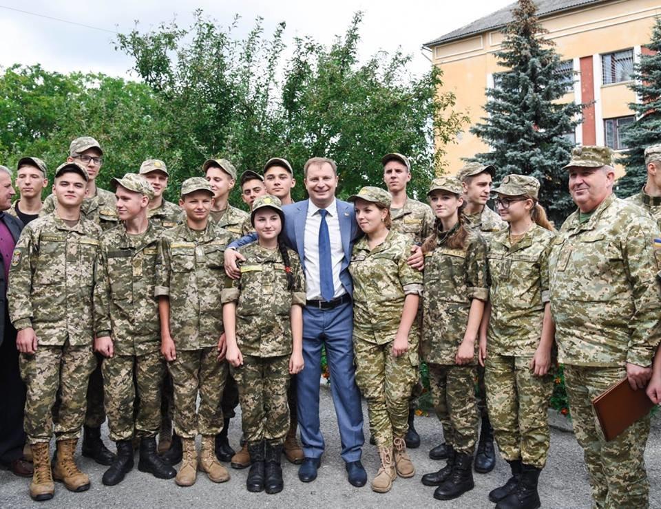 Степан Барна: Відновлення військових містечок на Тернопільщині триває! (Фото), фото-7