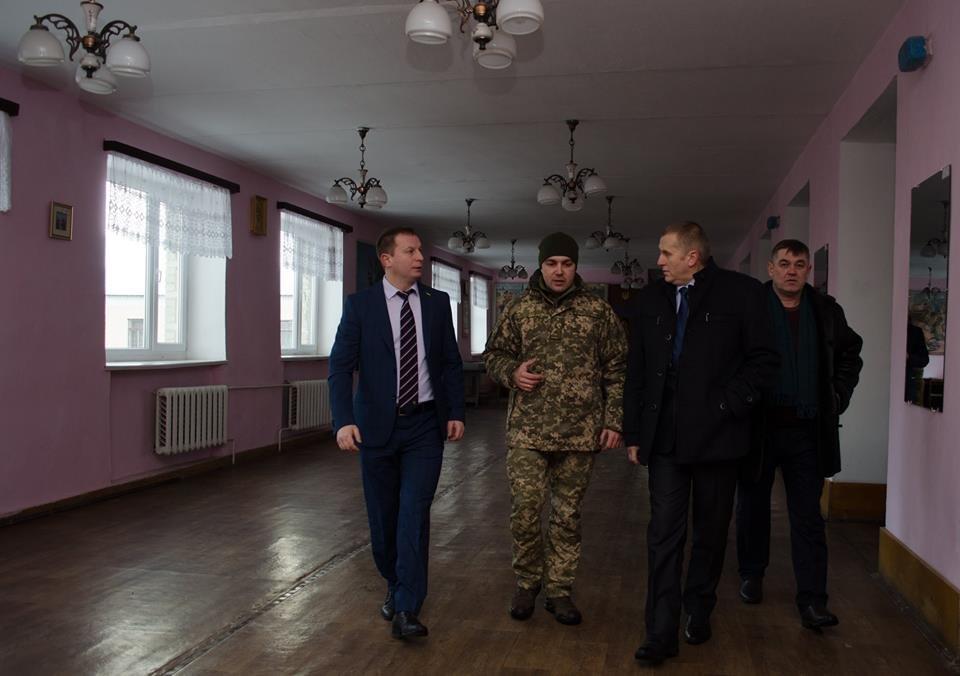 Степан Барна: Відновлення військових містечок на Тернопільщині триває! (Фото), фото-2