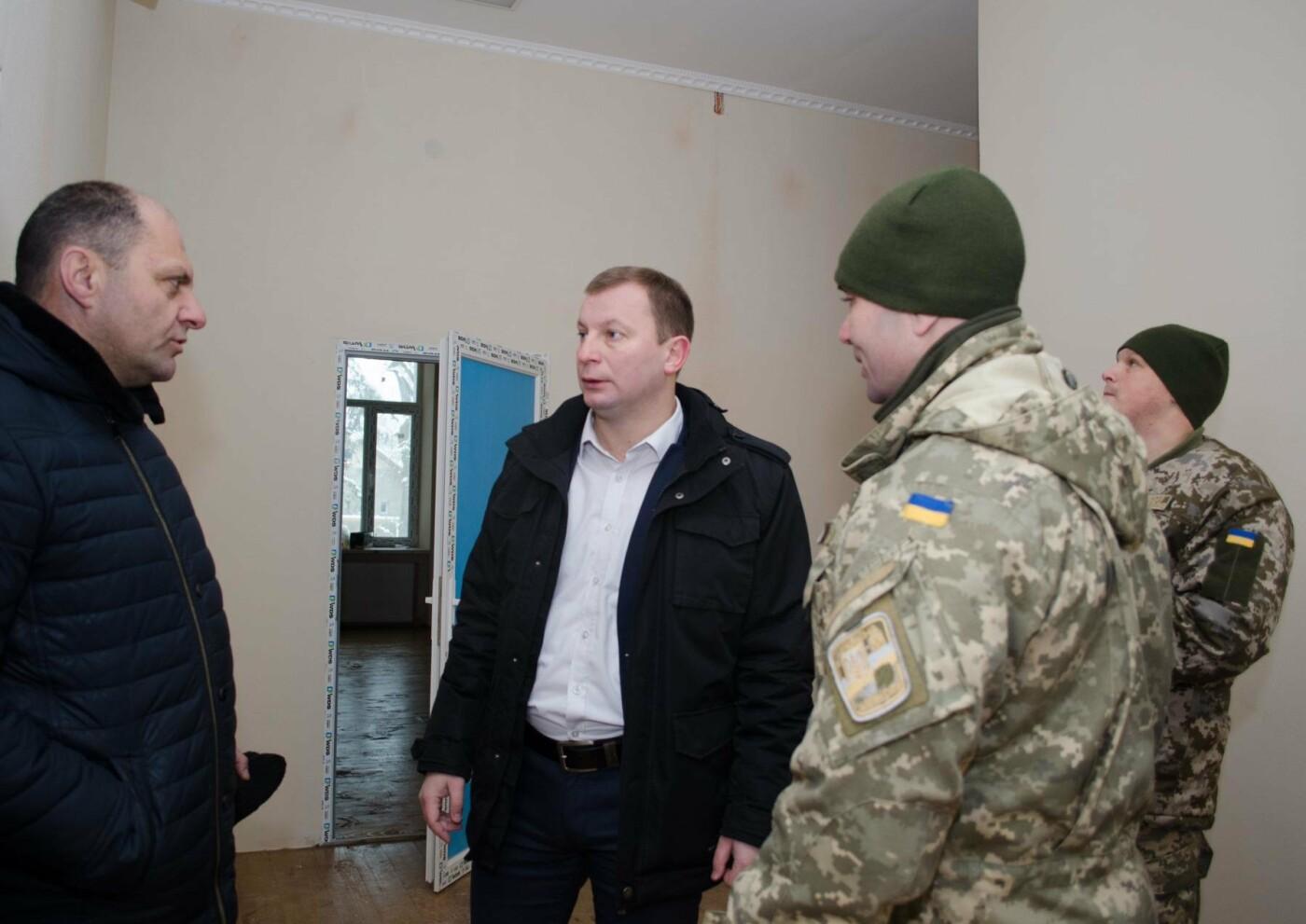 Степан Барна: Відновлення військових містечок на Тернопільщині триває! (Фото), фото-9
