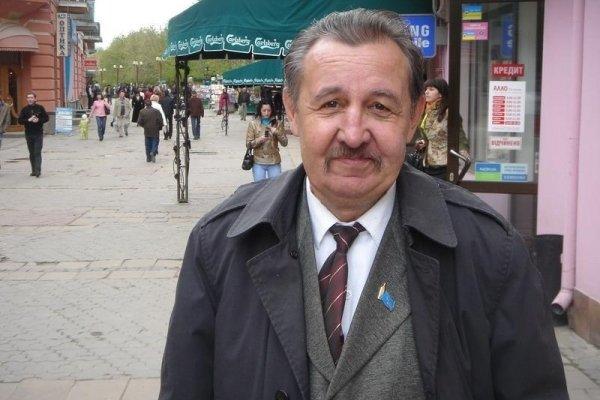 В Тернополі помер відомий поет та художник, фото-1