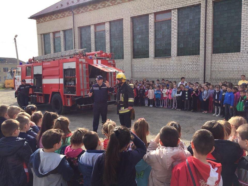 Рятувальники евакуювали 700 учнів зі школи на Тернопільщині (ФОТО), фото-3