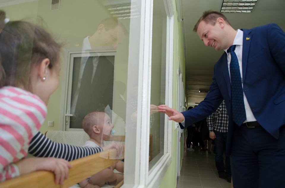 1 млн. 160 тис. грн. з Державного бюджету виділили на ремонт інфекційного відділення Тернопільської міської дитячої лікарні  , фото-1