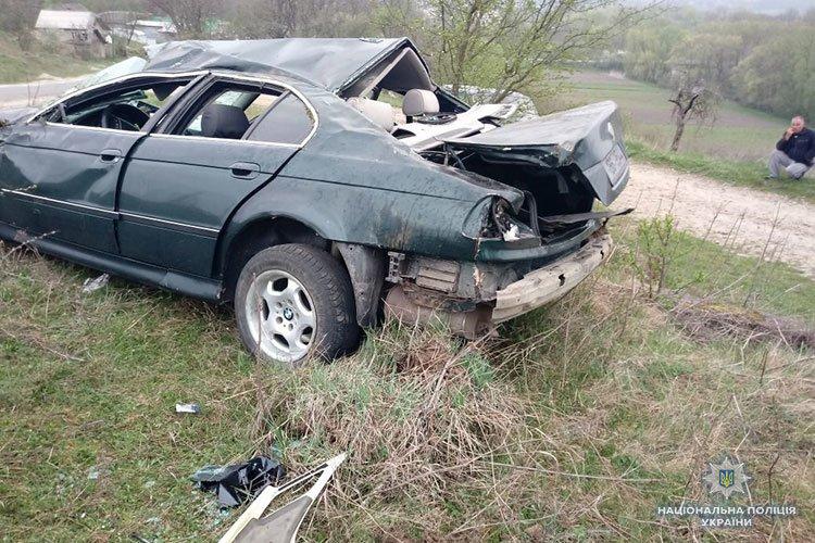 Тернополянин, аби уникнути відповідальності за ДТП, вигадав історію про водія-втікача (фото), фото-3