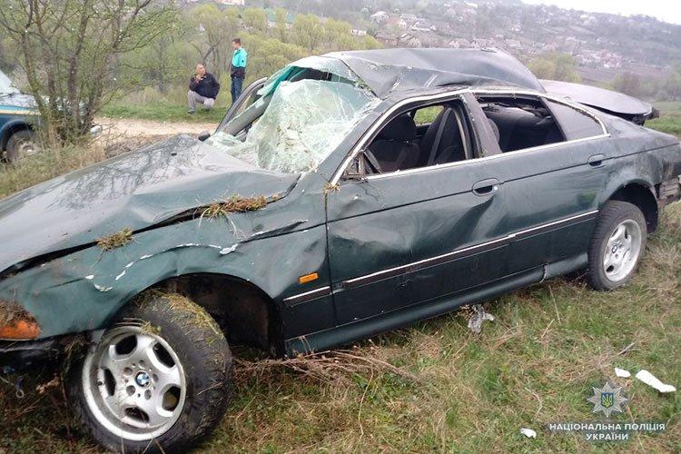 Тернополянин, аби уникнути відповідальності за ДТП, вигадав історію про водія-втікача (фото), фото-2