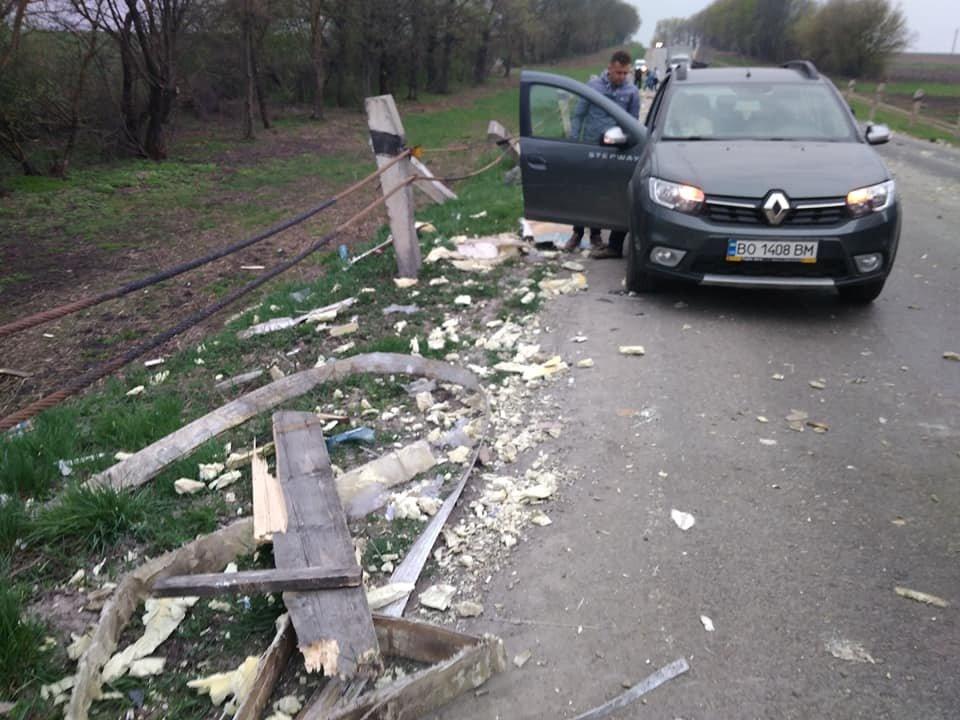 На Тернопільщині сталася жахлива ДТП (фото), фото-3
