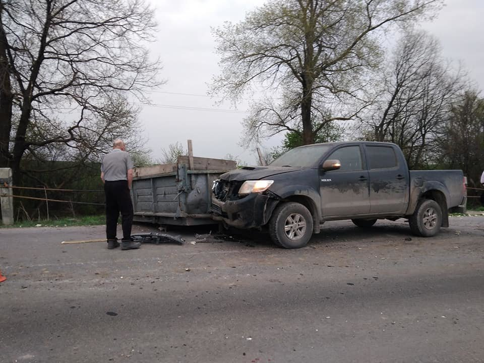 На Тернопільщині сталася жахлива ДТП (фото), фото-4