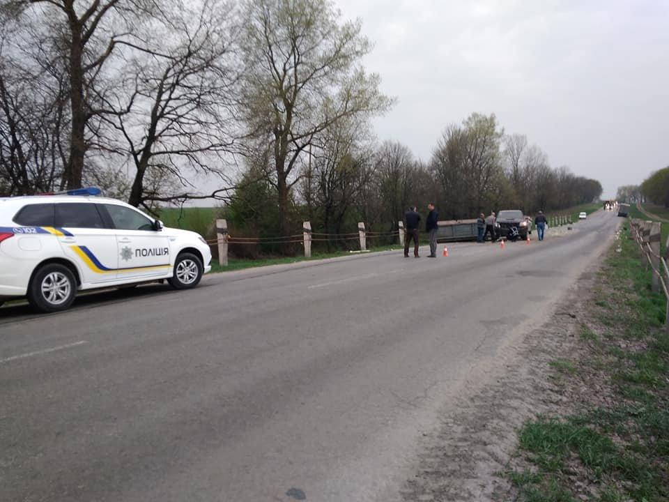 На Тернопільщині сталася жахлива ДТП (фото), фото-6