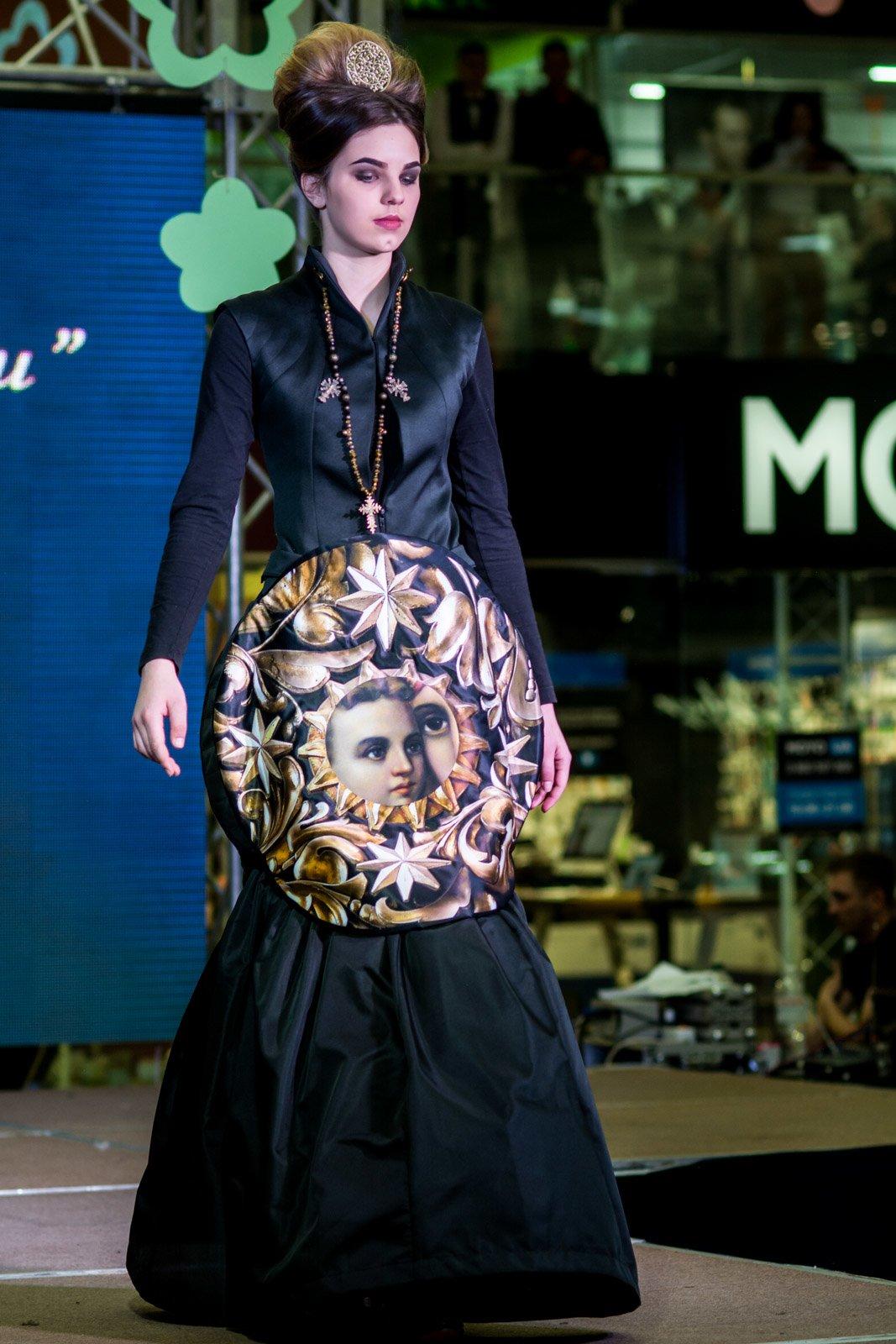 У Тернополі відбувся конкурс колекцій молодих дизайнерів одягу «Альтернатива» (фото), фото-6