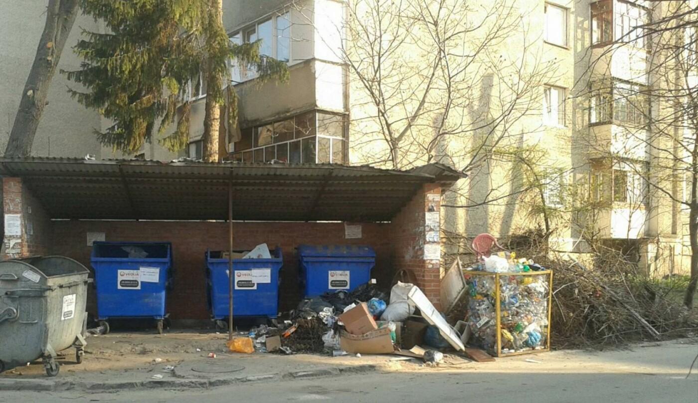 У Тернополі на Новому світі ОСББ закрило сміттєвий майданчик, бо люди перетворили його на сміттєзвалище (ФОТО), фото-3
