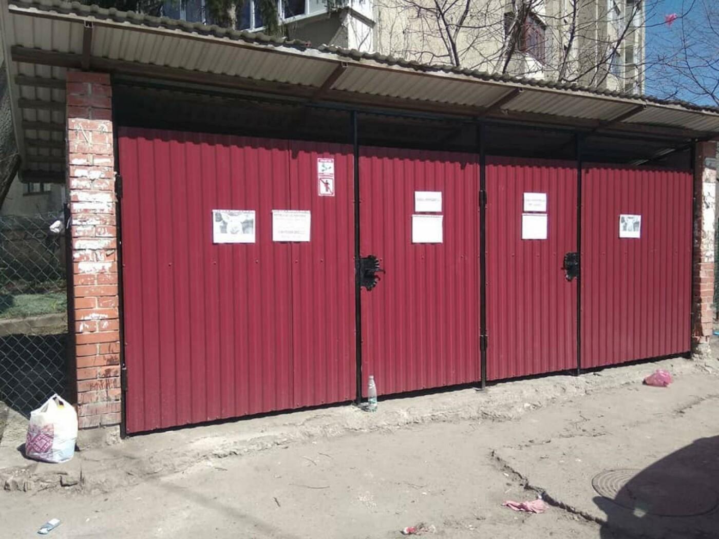 У Тернополі на Новому світі ОСББ закрило сміттєвий майданчик, бо люди перетворили його на сміттєзвалище (ФОТО), фото-2