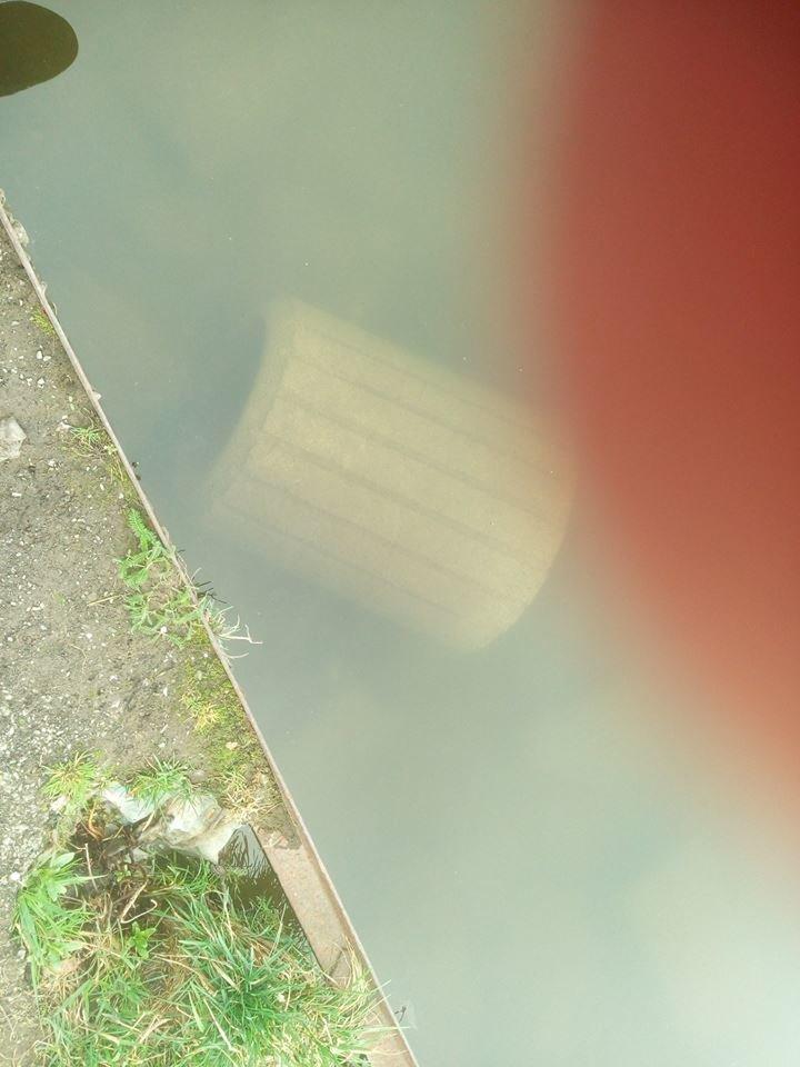 Невідомі кинули у тернопільський став сміттєві урни (ФОТО), фото-3