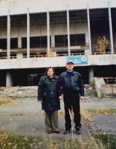 Жителька Тернополя розповіла, як після вибуху люди ще доробляли ремонти в квартирах у Чорнобилі, фото-2