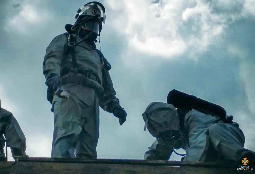 На Тернопільщині на підприємстві розлили більше 1 кг ртуті (фото), фото-1