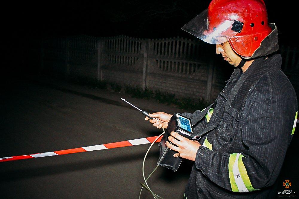 У Тернополі стався витік газу на одній із АЗС (фото), фото-4
