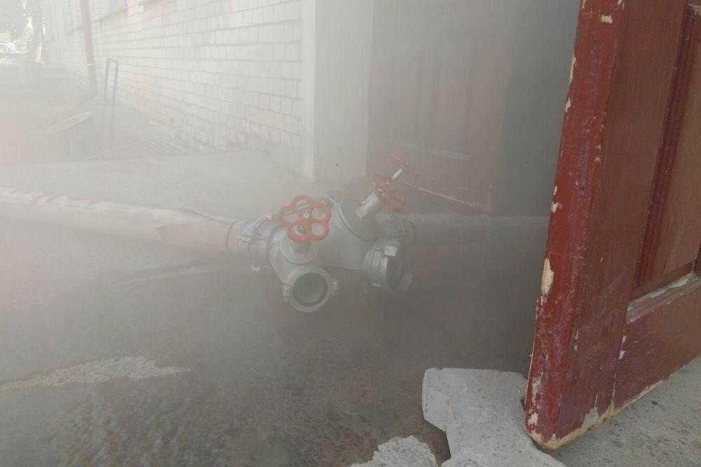 Неподалік Тернополя загорівся комбінат (ФОТО), фото-4