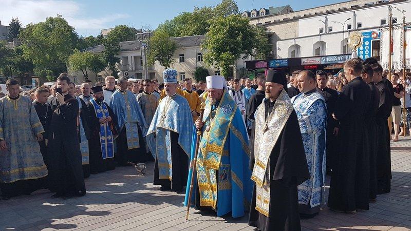 У Тернополі відбувся молитовний похід на захист сім'ї (фото, відео), фото-3