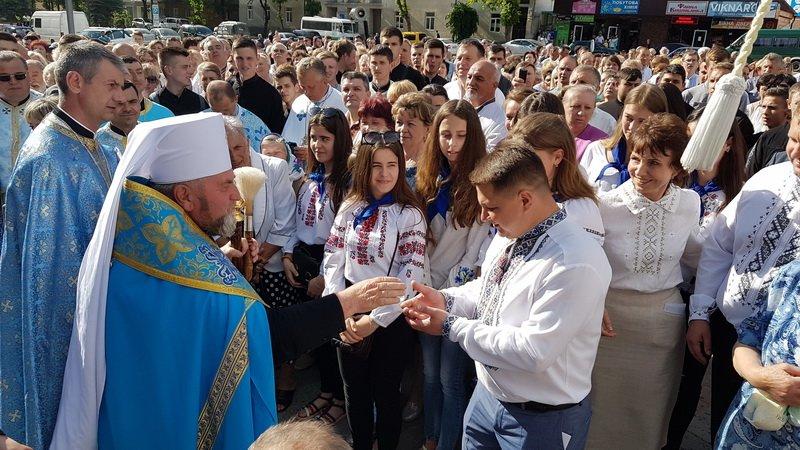 У Тернополі відбувся молитовний похід на захист сім'ї (фото, відео), фото-4